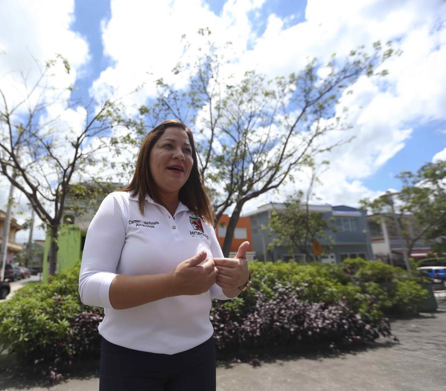 Carmen Maldonado Santiago alcaldesa de Morovis