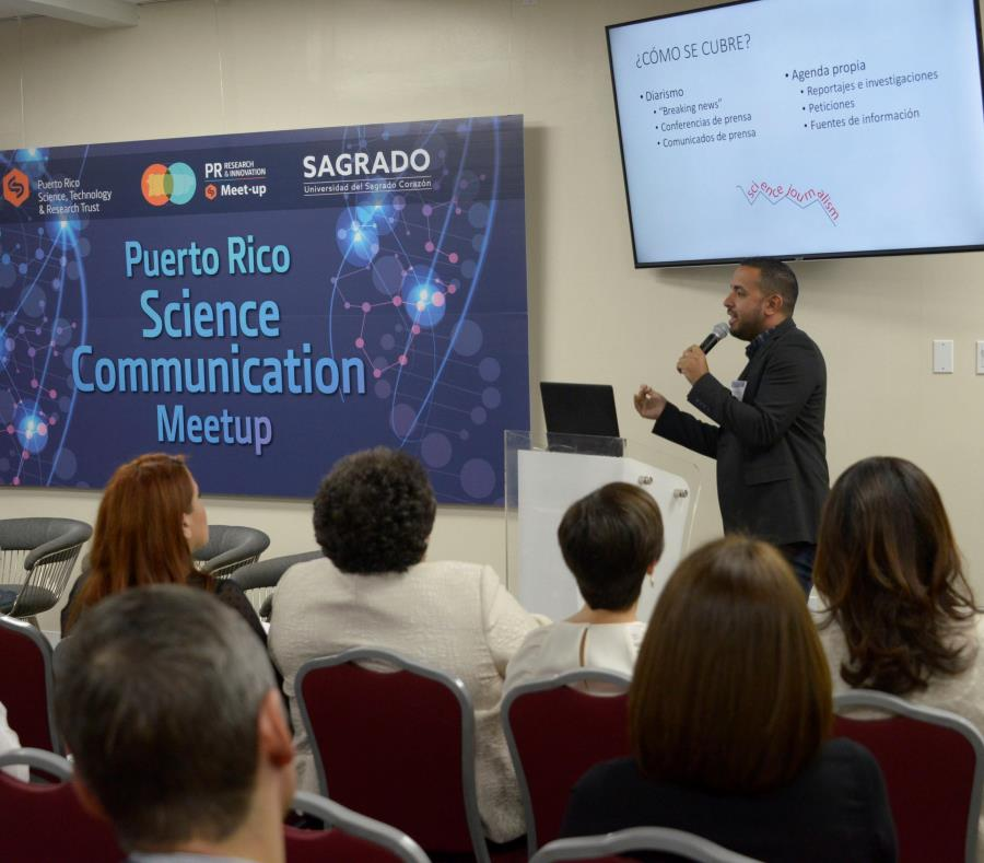 Puerto Rico Science Communication Meetup