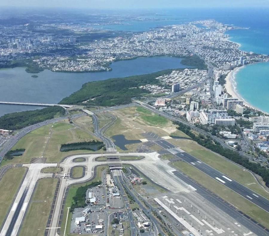 aeropuerto internacional Luis Munoz Marin