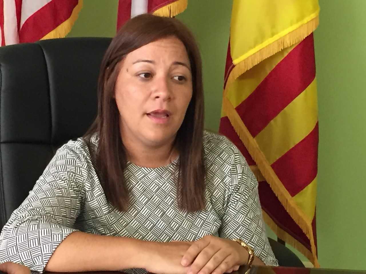 alcaldesa de Morovis Puerto Rico Carmen Maldonado Gonzalez