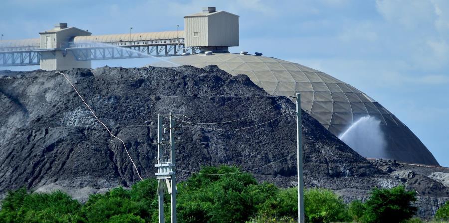 impacto ambiental de la planta AES Puerto Rico