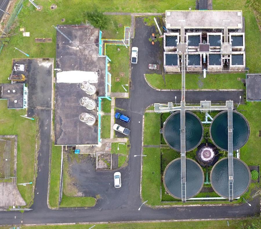 planta de filtros de Cidra Puerto Rico