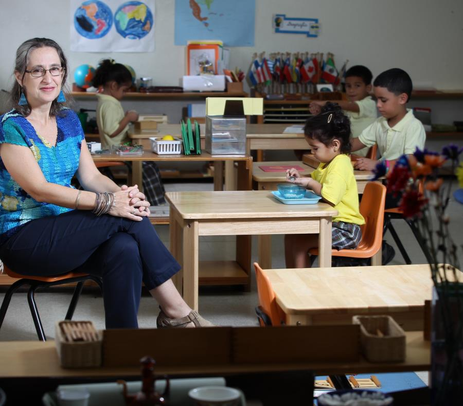 sistema Montessori en Puerto Rico