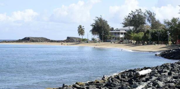 Playa Puerto Nuevo Puerto RIco