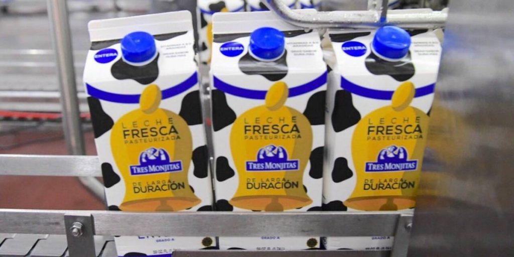 primera leche fresca de larga duracion