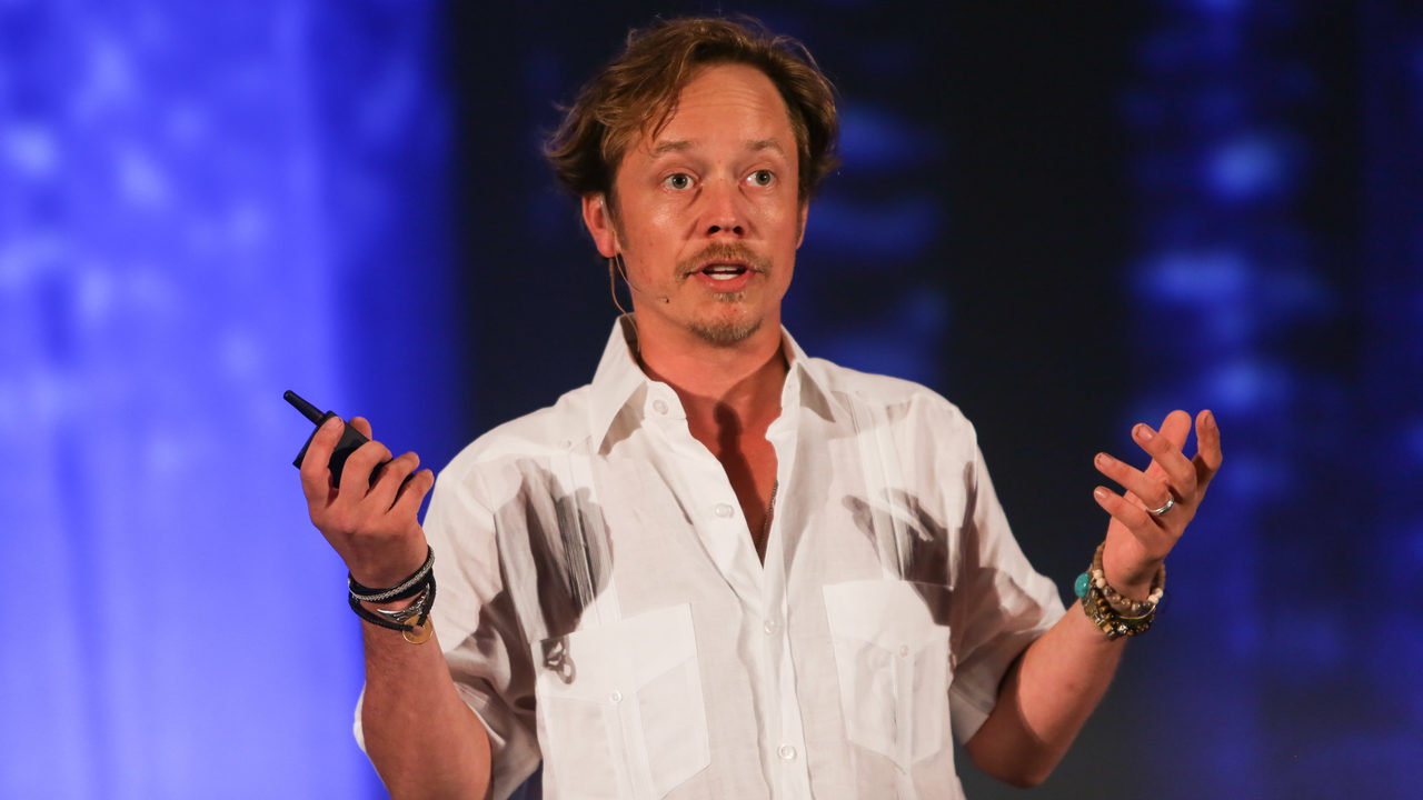Brock Pierce presidente Bitcoin Foundation