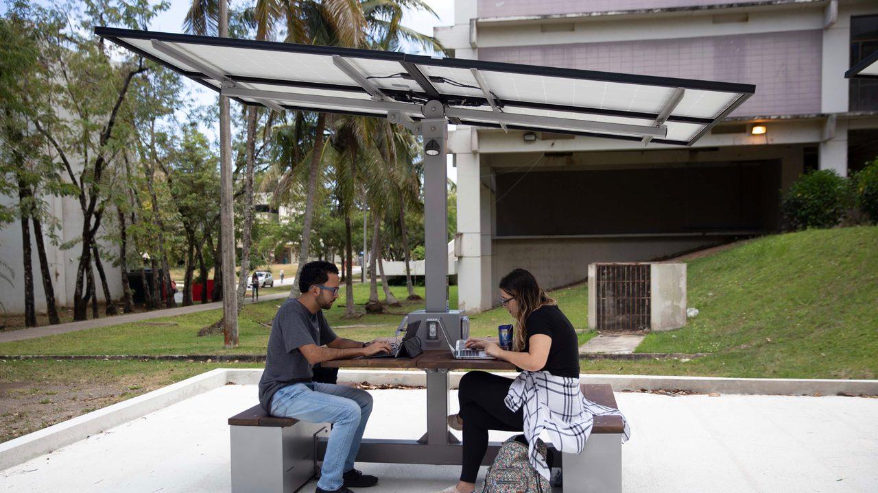 Estudiantes UPR Rio Piedras