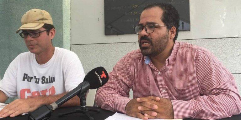 Socialistas redoblan lucha contra planta de AES en Guayama