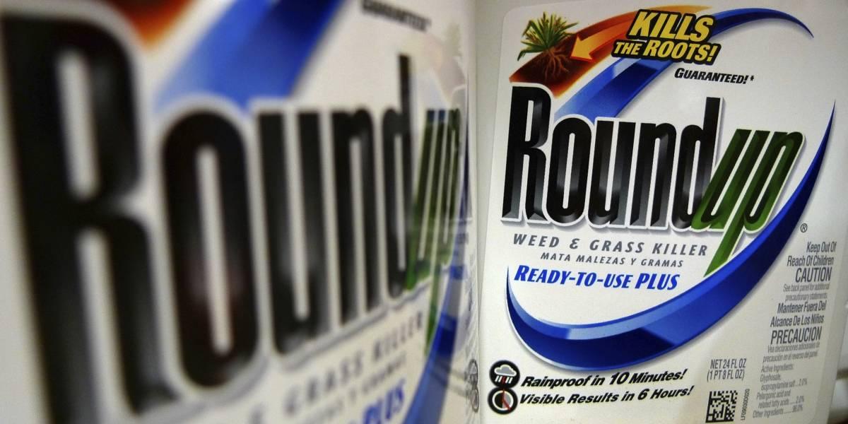 Round Up Bayer Monsanto