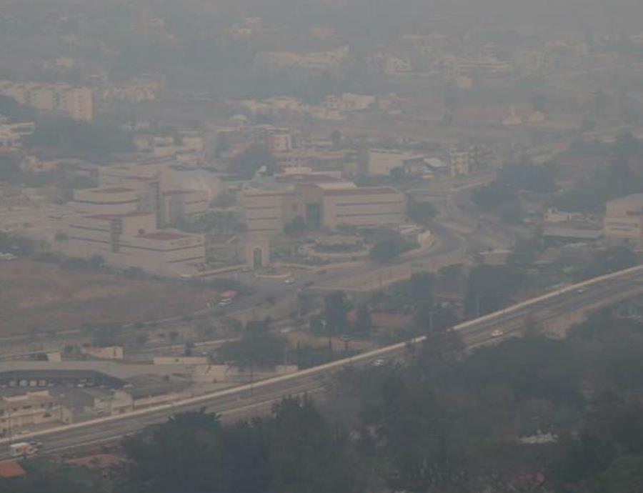 cambio climatico contaminacion ambiental