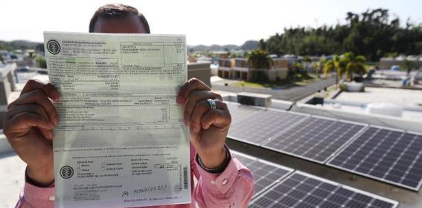 costo de energia electrica