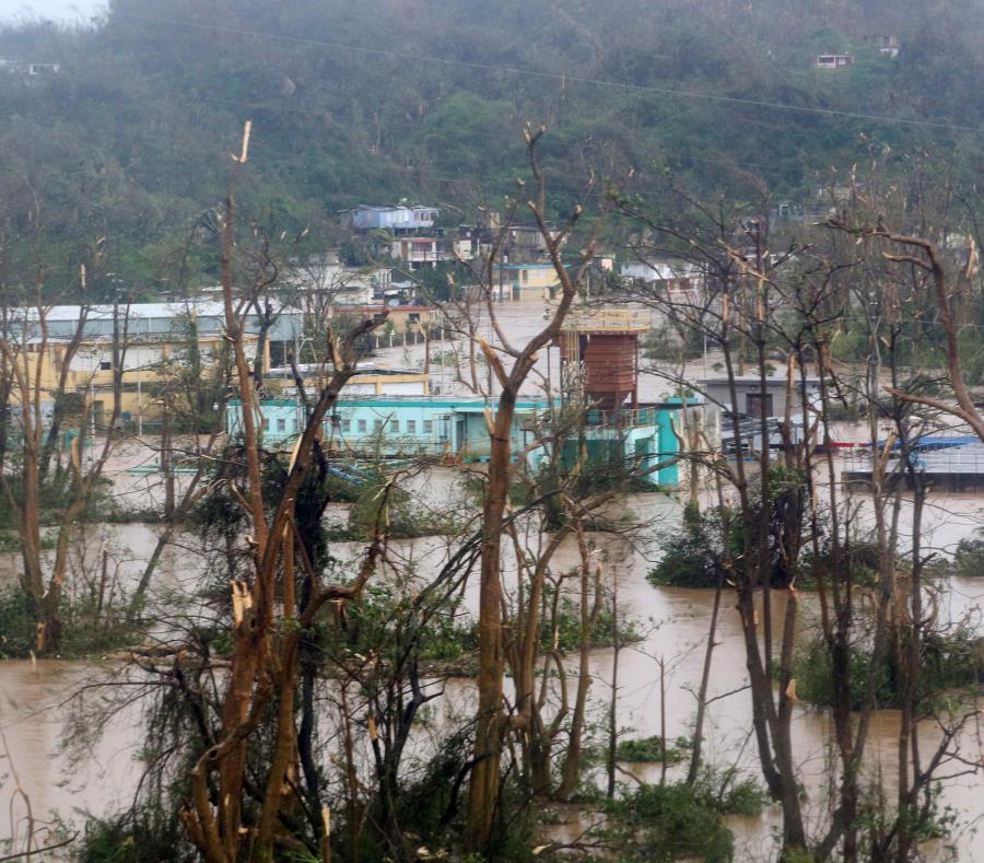 inundacion huracan puerto rico