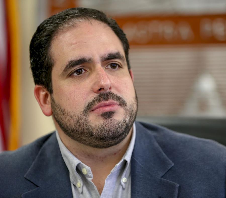 jefe de la Aafaf Christian Sobrino