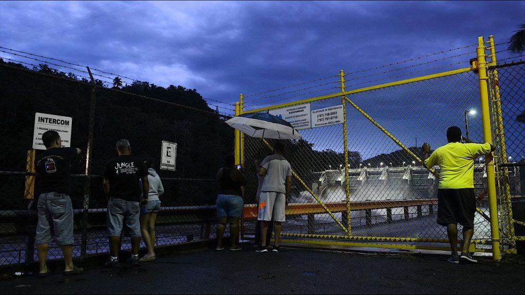 represa Carraizo en Trujillo Alto