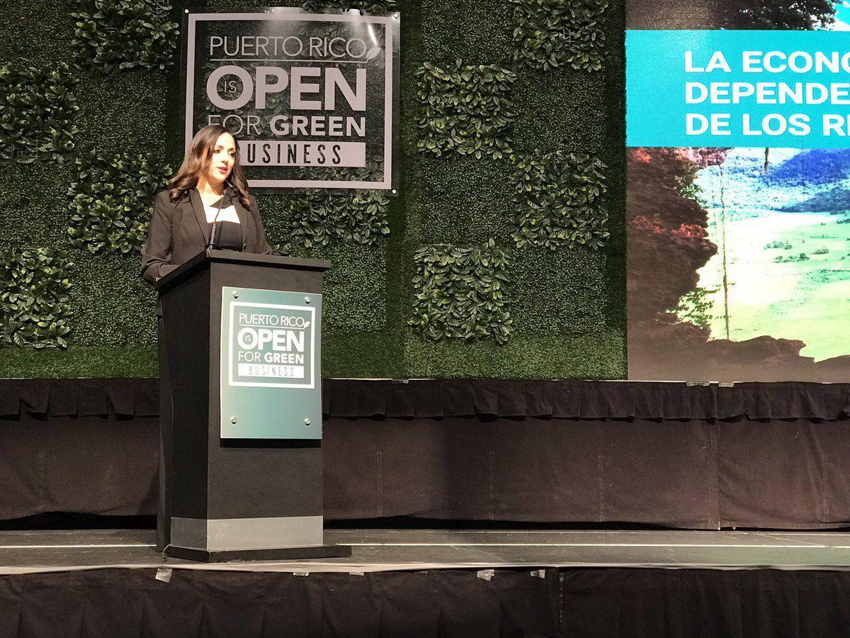 secretaria Departamento Recursos Naturales DRNA Tania Vazquez Rivera
