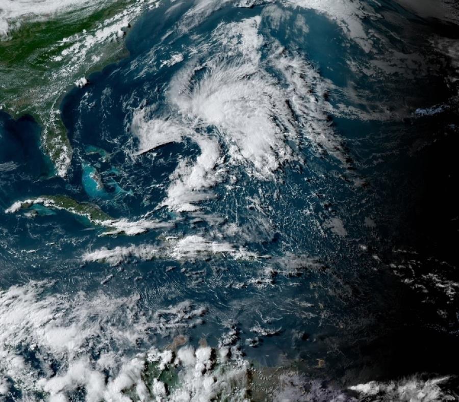 tormenta subtropical Andrea