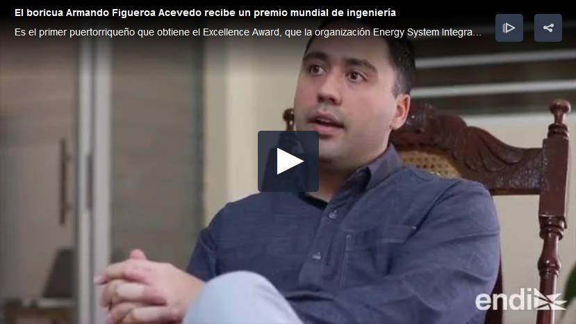 Armando Figueroa Acevedo disena la red del futuro