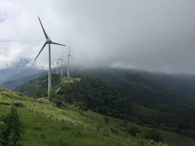Costa Rica energia renovable