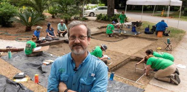 John Worth profesor departamento Antropologia Universidad West Florida