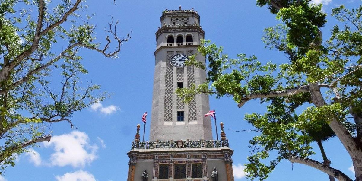Universidad de Puerto Rico UPR torre