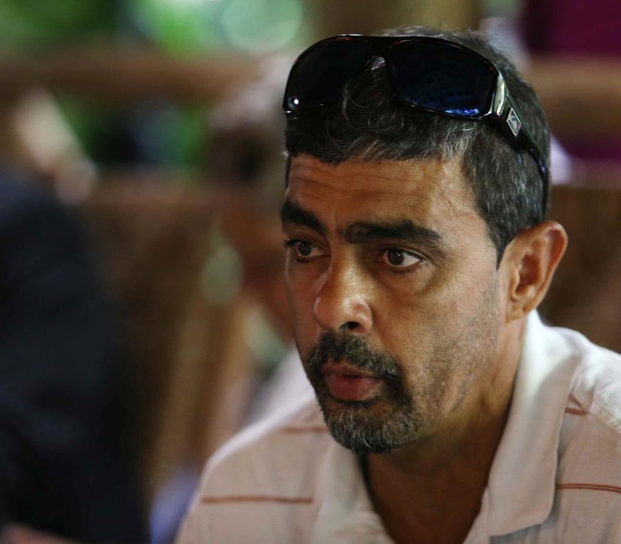 activista Alberto de Jesus Tito Kayak