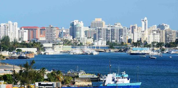 hoteles puerto rico