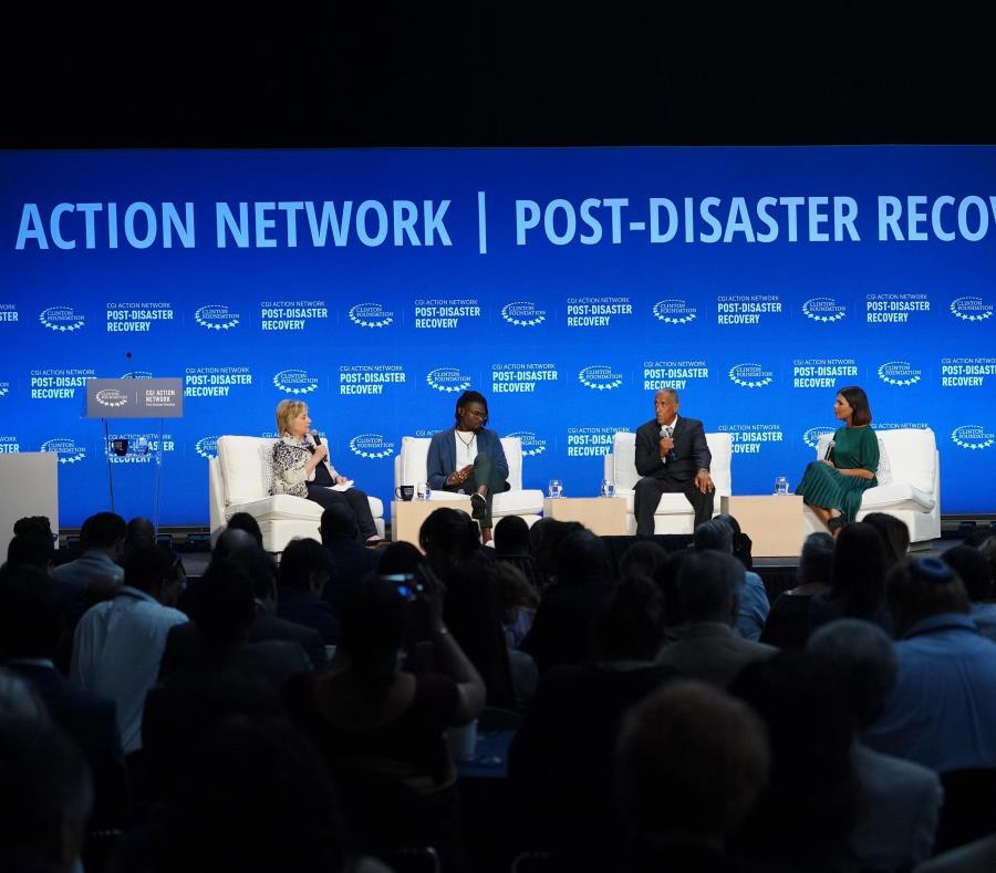panelista cambio climatico