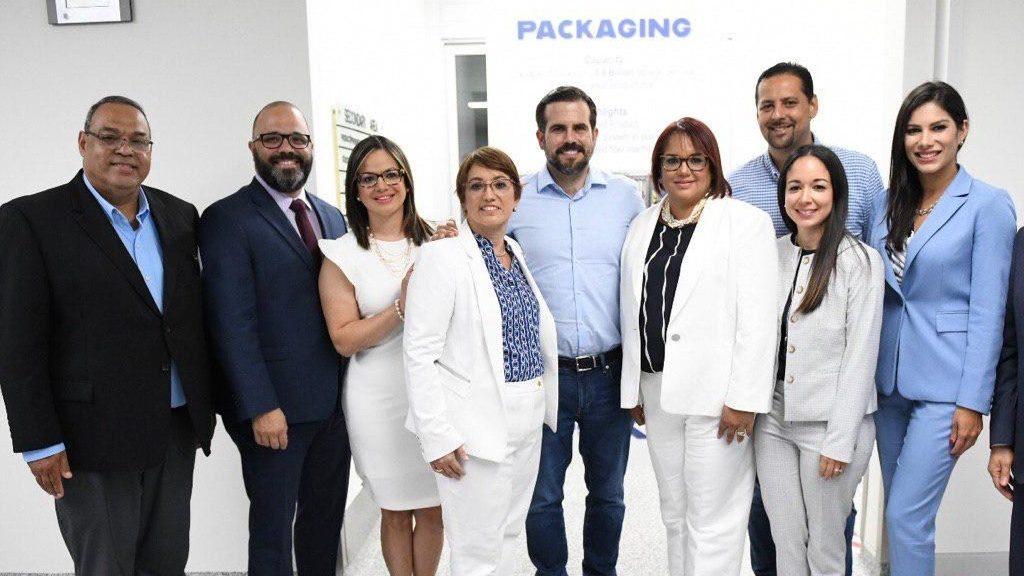 primera biofarmaceutica de mujeres puertorriquenas