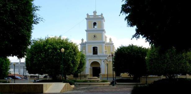 reconstruccion de la Plaza Ramon Frade