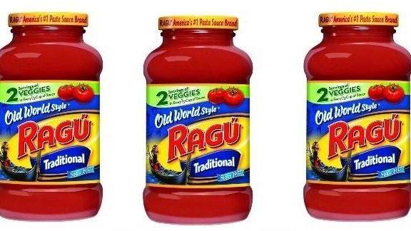 salsas Ragu
