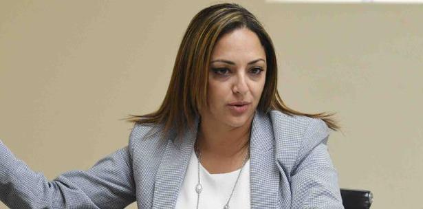 secretaria DRNA Tania Vazquez