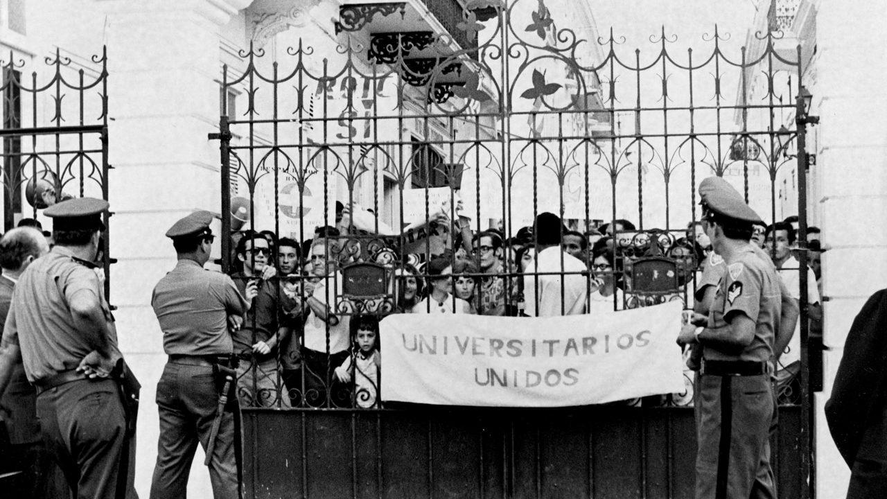 1969 PROTESTA FUPI FORTALEZA