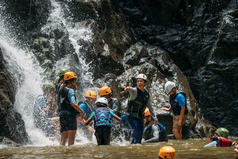Verano aventurero para jóvenes en el Cañón de San Cristóbal