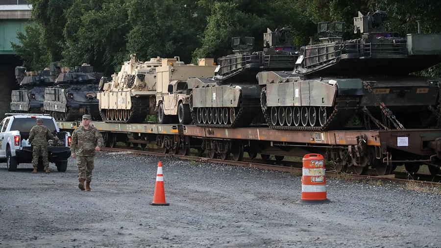 Pentagon military hardware