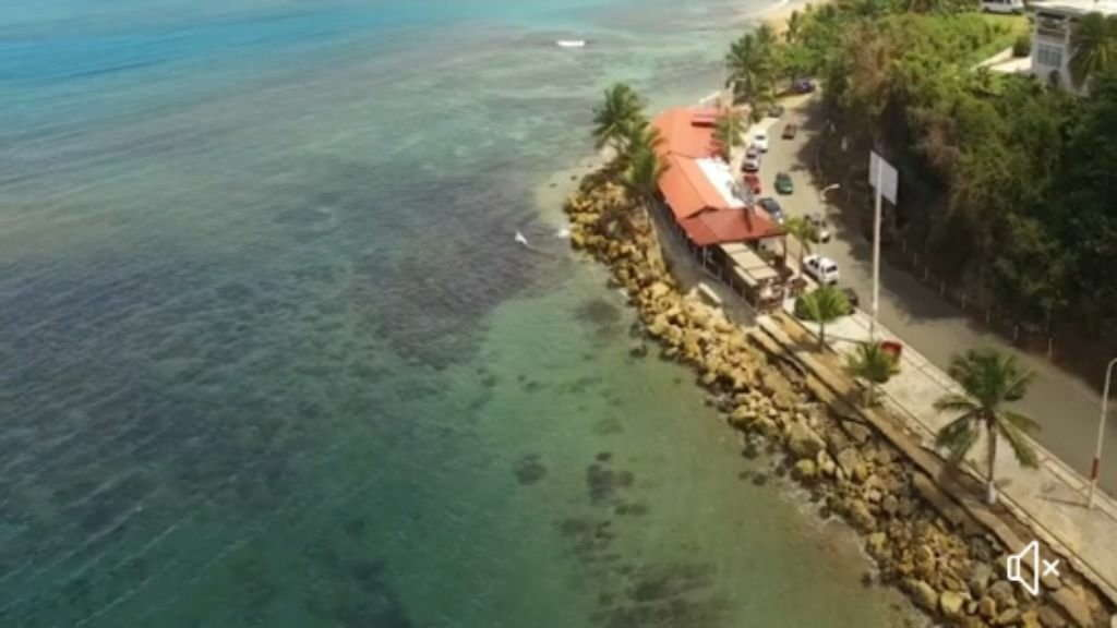Puerto Rico desde el aire