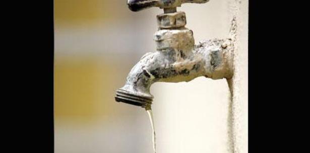 Racionamiento de agua