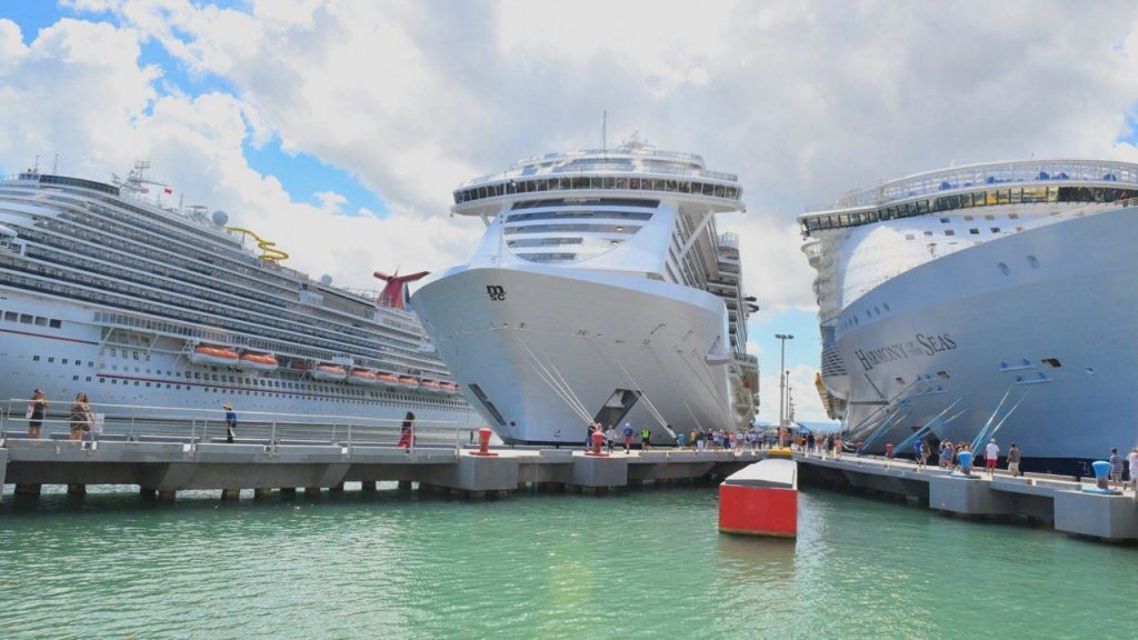 cruceros en San Juan Puerto Rico