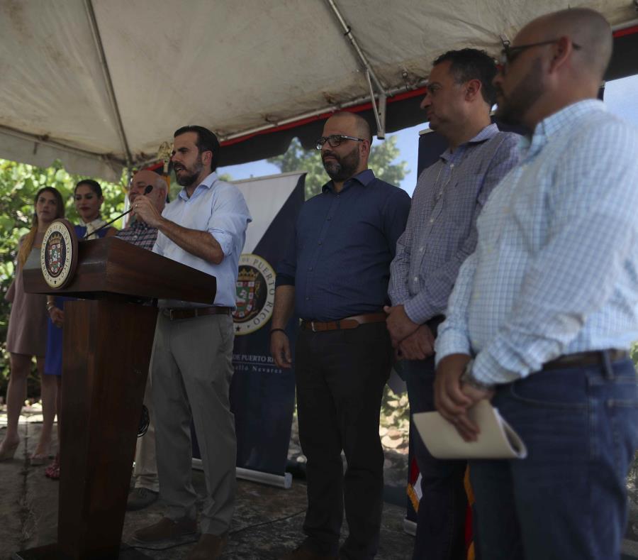 gobernador Puerto Rico Ricardo Rossello