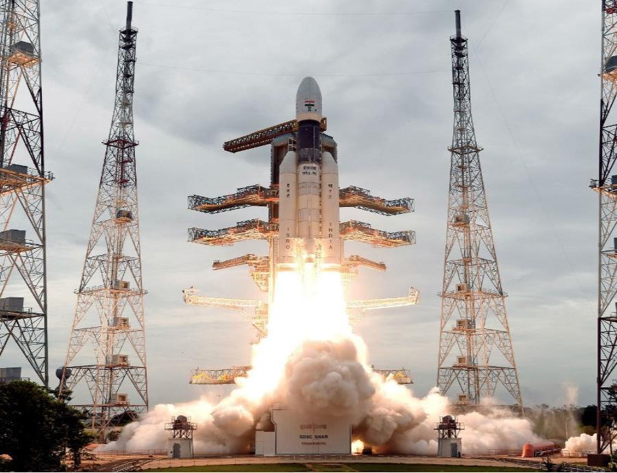 india mision a la luna