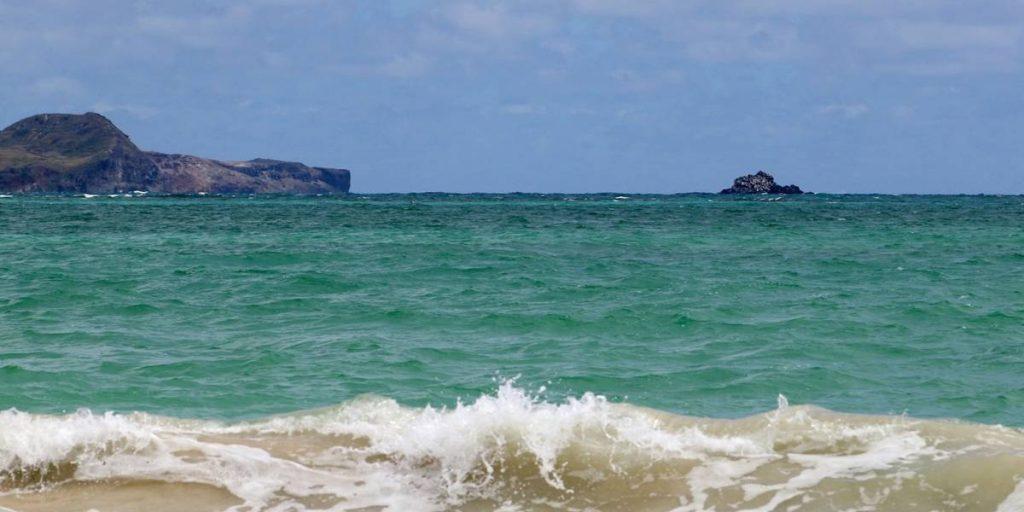 playa Buye en Cabo Rojo