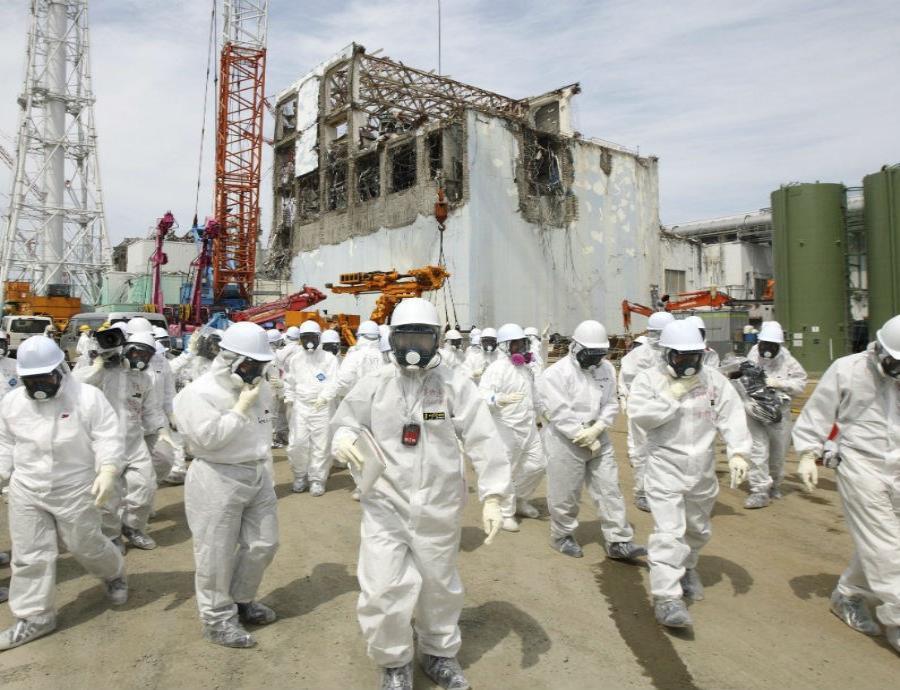 sitios mas radioactivos del planeta