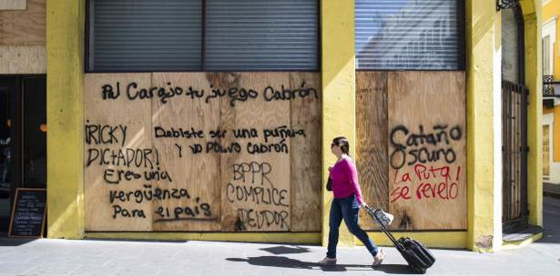 Inestabilidad politica Puerto Rico