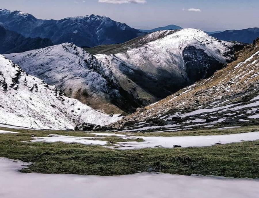 Lago Esqueleto