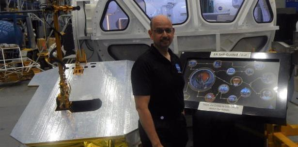 Luis Antonio Ortiz Rodriguez NASA