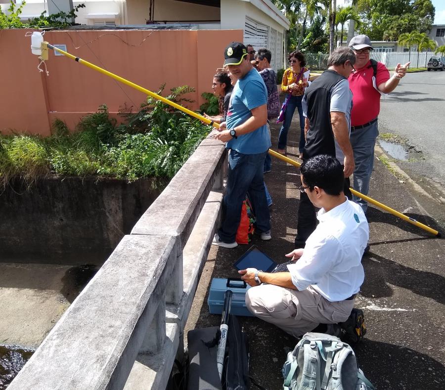 Programa del Estuario de la Bahia de San Juan