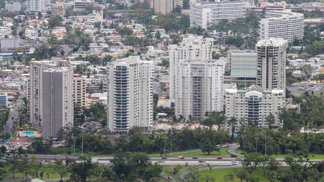 Zona de Hato Rey Puerto Rico