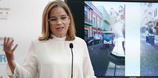 alcaldesa de San Juan Puerto Rico Carmen Yulin Cruz Soto