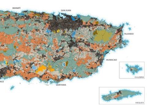 areas y reservas naturales Puerto Rico
