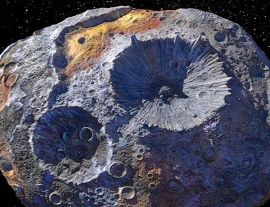 asteroide Psique 16