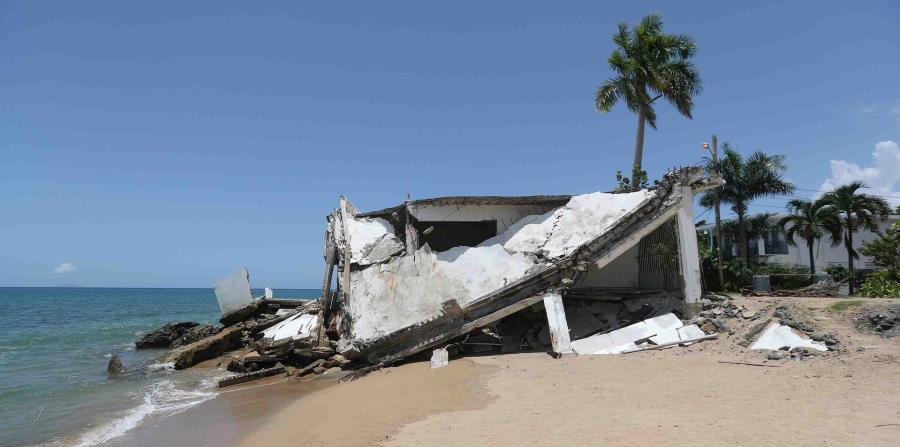 erosion costera en Rincon